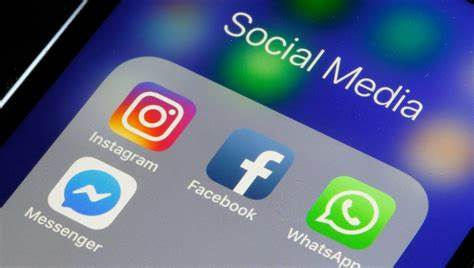 Usuarios a nivel mundial reportan caída de Facebook, Instagram y WhatsApp