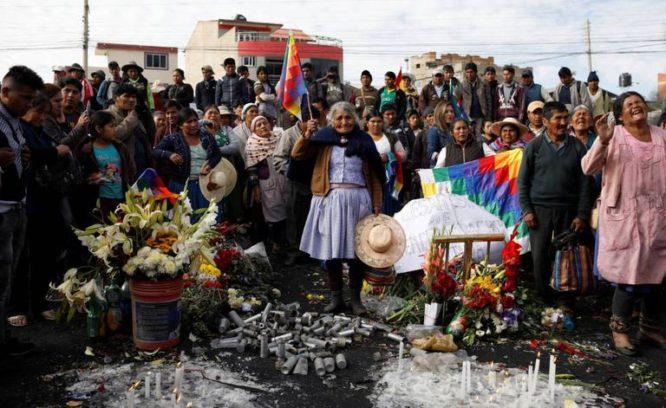 Familiares de víctimas de Sacaba inician marcha a La Paz exigiendo justicia por los hechos de 2019