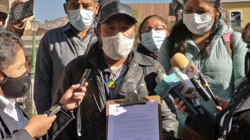 Gobierno y familias de las víctimas y heridos de  Senkata y Sacaba firman acuerdo, realizarán  otra reunión para noviembre