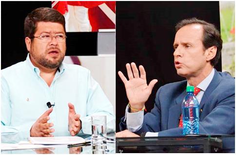 """Fiscalía anuncia que la próxima semana citará a declarar a Tuto y Doria Medina por el caso """"golpe de Estado"""""""